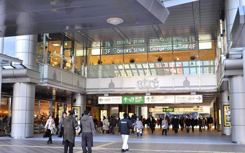 JR品川駅 港南口